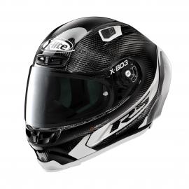 Moto helma X-Lite X-803 RS Ultra Carbon Hot Lap Carbon 14