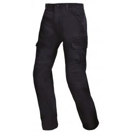 Pánské textilní moto kalhoty Spark Horizont, černé