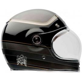 Moto helma Bell Bullitt Carbon Ace Black Jack