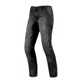 Dámské džínové moto kalhoty SPARK DAFNE, černé