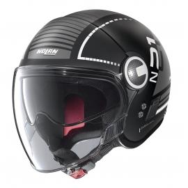 Moto helma Nolan N21 Visor Runabout Flat Black 56
