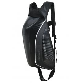 Aerodynamický batoh Spark BP17 na motorku, imitácia carbonu