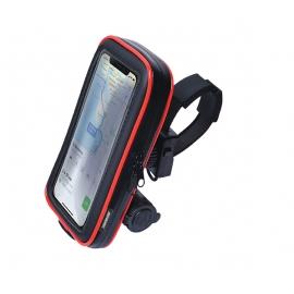 """Pouzdro Spark MTH1-63H na mobil """"6,3  s držákem a USB nabíječkou"""
