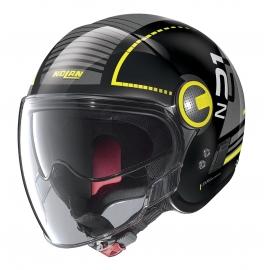 Moto helma Nolan N21 Visor Runabout Glossy Black 58