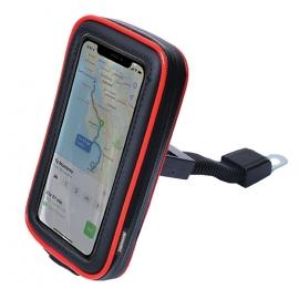 Držiak na mobil Spark MTH1-63R-1 s USB nabíjačkou