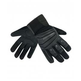 Pánske textilné moto rukavice Spark Astra, čierne